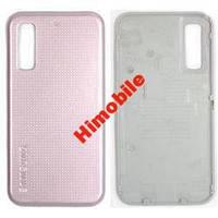 Задняя крышка для Samsung S5230 розовая High Copy