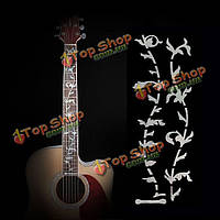 Дерево жизни гитары гриф резной поделки наклейку