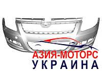 Бампер передний  Chery M11 (Чери М11) M11-2803601-DQ