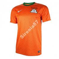 Фирменая футболка Nike Zambia