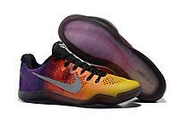 Кроссовки мужские Nike Zoom Kobe 11 / ZKM-294 (Реплика)