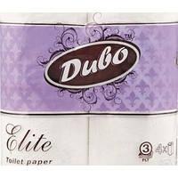"""Туалетная бумага """"Диво"""" Elite белая высшего сорта 3-слойная (4 рул.)"""