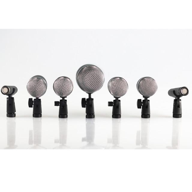 Барабанные микрофоны