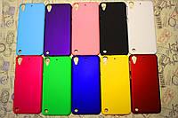 Пластиковый чехол для HTC Desire 530/630 (10 цветов)
