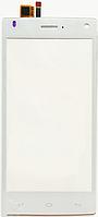 Дисплей (экран) + сенсор (тач скрин) FLY FS452 Nimbus 2 white (оригинал)
