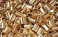 Втулка бронза  купить Бахмут БрОЦС 5-5-5   ф335х285х60