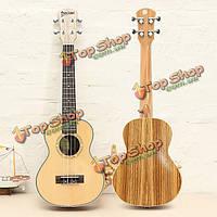 Deviser укулеле uk26-60 26-дюймов матовый четырех-струнной гитары ель панели