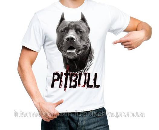 "Футболка ""Pitbull"", фото 2"