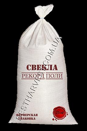 Семена свеклы «Рекорд Поли» 25 кг (мешок), фото 2