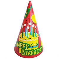 Колпачки Happy Birthday 3