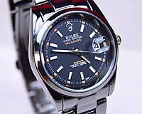 Часы наручные  Role-x Oyster Perpetual Milgauss Black копия