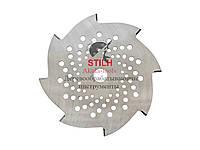 Диск для мотокосы STIHL 8 лопастной (облегченная) 230мм 255мм  255мм