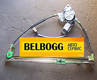 Стеклоподъемник передней двери правый c мотором Lifan 520 Breez, Лифан 520, Ліфан 520
