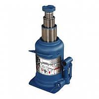 Домкрат бутылочный профессиональный двухштоковый 10т 210-520 мм TH810001 TORIN