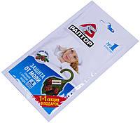 Секция РАПТОР защита от моли с запахом кедра (+1шт. в подарок) картонная подвеска