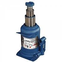 Домкрат бутылочный профессиональный двухштоковый 12т 240-590 мм TH812001 TORIN