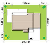 Проект Дома № 3,12, фото 7