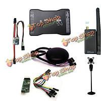 Мини апм про управление полетом+Нео-6м+ПМ+915/433 МГц телеметрия 3dr радио +мини-Экранное меню