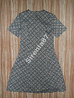 Винтажное платье в стиле 60-х №38