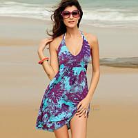 Пляжный женский  сарафан