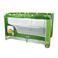 Манеж-кровать  Green