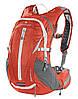 Малый спортивный рюкзак для бега, езды на велосипеде Ferrino Zephyr 12+3 Orange 922895 оранжевый