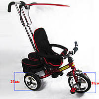 Велосипед детский трехколесный TILLY Combi Trike Red