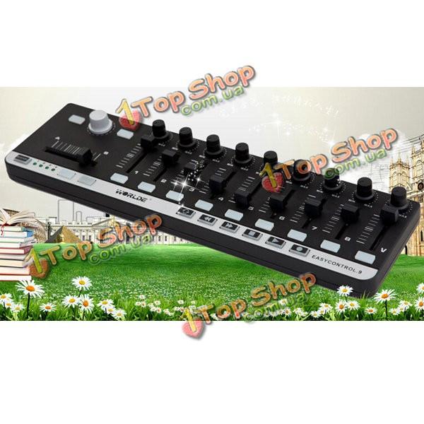 MIDI-контроллер easycontrol свете музыкальная клавиатура MIDI-клавиатура - ➊TopShop ➠ Товары из Китая с бесплатной доставкой в Украину! в Киеве