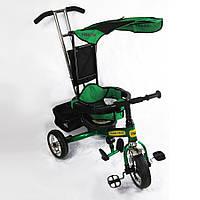 Велосипед детский трехколесный TILLY Combi GREEN
