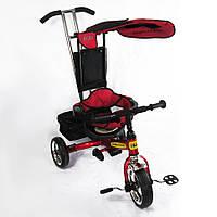 Велосипед детский трехколесный TILLY Combi RED
