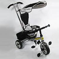 Велосипед детский трехколесный TILLY Combi Trike SILVER