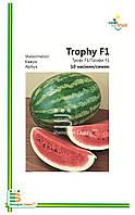 Семена арбуза Трофи F1( мелкая фасовка)10семян