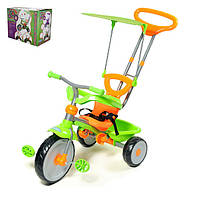 Велосипед трехколесный Combi Trike Tilly Trike 3 in 1 Green