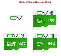 Карта памяти OV microSD Class10 (SDHC 1)
