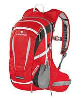 Ультралегкий рюкзак с гидратором для бега или езды на велосипеде Ferrino Zephyr 15+3 Lite Red 922903 красный