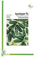 Семена огурца   Лютояр F1(мелкая метализированная упаковка)           10с