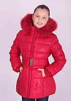 Куртка зимняя для девочки (KIKO), наполнитель-пух 134-164