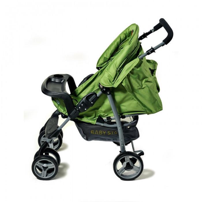 Коляска прогулочная Baby Star  Green