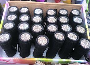 Фонарики карманные LED 9 светодиодов, фото 2
