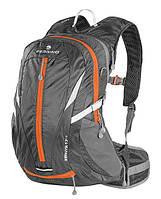 Туристический легкий рюкзак с гидратором Ferrino Zephyr 17+3 Black 922898 черный