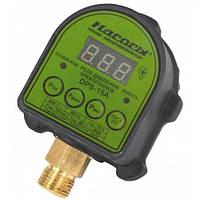 Реле давления с защитой сухого хода НАСОСЫ+ DPS15-A автоматика для насос