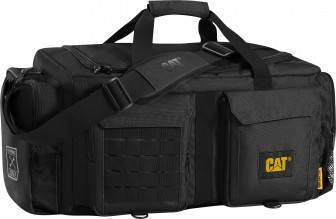 Дорожная сумка 55 л. CAT Combat  83336;01 Черная