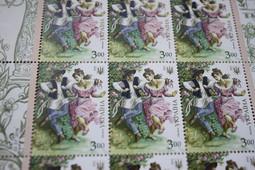 Марки по номиналу купить 1000 злотых 2011 года беатификация иоанна павла ii стоимость монеты