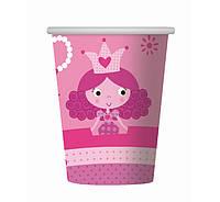 """Стаканчики """"Маленька принцеса"""" 6 шт./уп. 66349 Польща"""