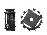 Грунтозацепы 450 мм для Zirka 105, Нива 11А, Нива 11В, SADKO M-900, ZARIA 105, Forester 1100 и аналогов (2 шт)