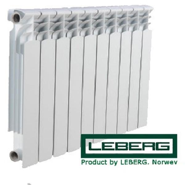 Аллюминиевый Радиатор Leberg  500*80*80