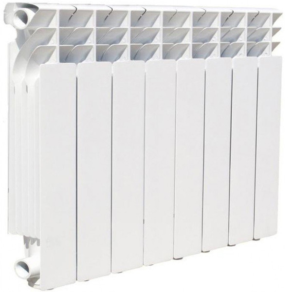 Аллюминиевый Радиатор Ecvator 500*85*80