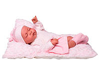 Antonio Juan, кукла Луна на подушке, 40 см
