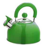Чайник MR1305 Rainbow зеленый