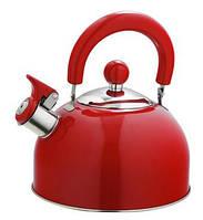 Чайник MR1305 Rainbow красный